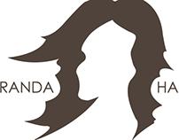 Logo Miranda Hair