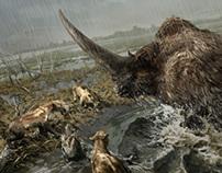 Elasmotherium / Prehistoric Mammals