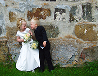Children of bridal couples