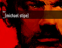 face (michael stipe)