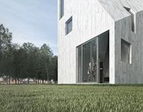 Visualization - Casa Mini by Frisly Colop Morales