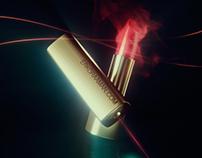 Laser lipstick