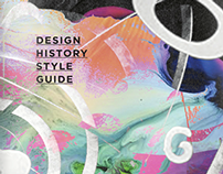 Graphic Design History Guide