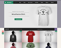 Shirtbox Woocommerce