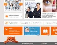 ING Turkey - Intranet (Turuncunet) Strategy