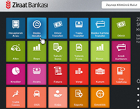Ziraat Internet Banking - Content and UX Strategies