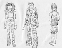 sketch / FRUiTS / 002