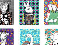 Safari // Card Deck