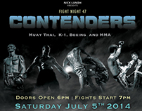 Fight Night 47: Contenders