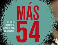 Revista Más 54
