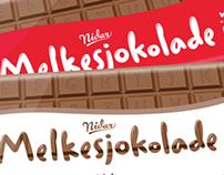 Nidar Melkesjokolade