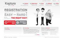 Kapture Website