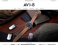 AVI-8 Watches