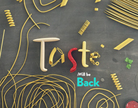TASTE CHANNEL GRAPHIC TESTS
