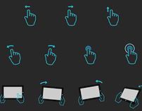 Fingaz  gestures (Free)