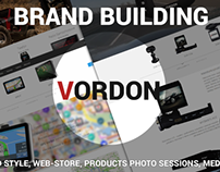 VORDON - BRAND BUILDING.
