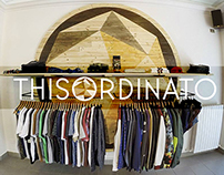 THISORDINATO Store // Interior Design