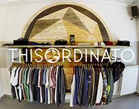 THISORDINATO Store // Interior Design