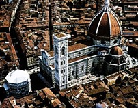 Florence post card