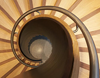 Bonhams Auction House Staircases