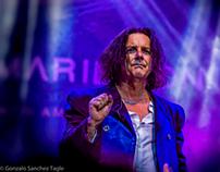 Marillion Santiago Chile 2014