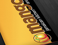 Mango's Jamaican Kitchen and Grill menus & card