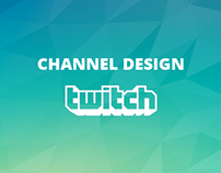 Twitch.tv - Channel Design