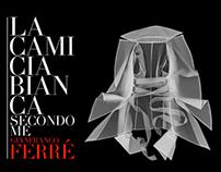 La Camicia Bianca Secondo Me. Gianfranco Ferrè