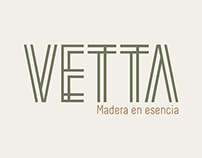 VETTA • Taller de maderas / Wood Workshop