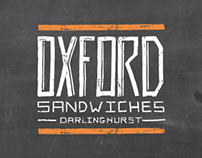 Oxford Sandwiches