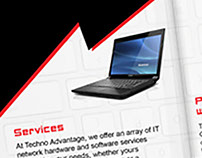 Techno Advantage Brochure