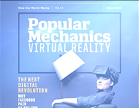 Popular Mechanics June 2014 Issue in 46 seconds