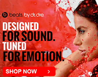 Beats By Dr.Dre Email Newsletter