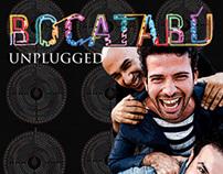 Afiche Bocatabú/ Bocatabú's Concert Poster