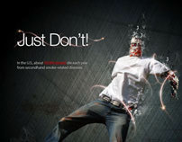 Just Don't!