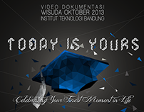 Bandung Institute of Technology's Graduation//DVD Cover