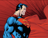 Superman Real Heroes Project