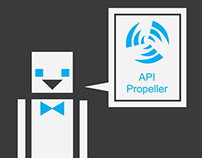 Propeller API Infograph
