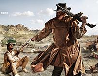 Call of Juarez The Cartel : Print Ad