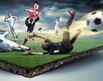 Soccer webtemplate 1