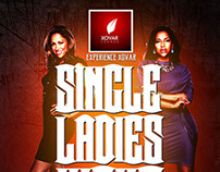 SIngle Ladies Night Flyer