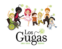 LOS GUGAS / Branding