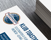 Toastmasters Gdynia - buissness card project