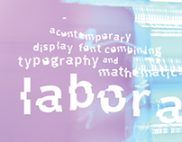 Laborate Font (Free)