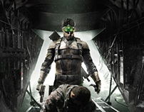 Splinter Cell Blacklist : Keyart Alt
