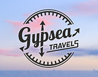 Gypsea Travels Branding