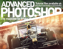Advanced Photoshop ® Issue 122 - Tutorial