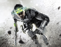 Splinter Cell Blacklist : Keyart