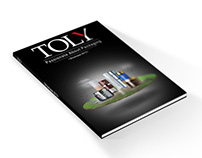 Toly Showcase Cover