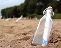 Stop The Drop: Message In A Bottle